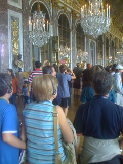 Hall of mirrors plus douchebags